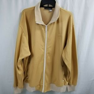 Rocawear Gold Men Size 2XL Classic Jacket